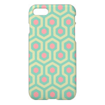 Abstract Geometric Beehive Pattern iPhone 7 Case