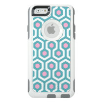 Abstract Geometric Beehive Pattern OtterBox iPhone 6/6s Case