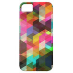 Abstract Geometric  iPhone Case iPhone 5 Case