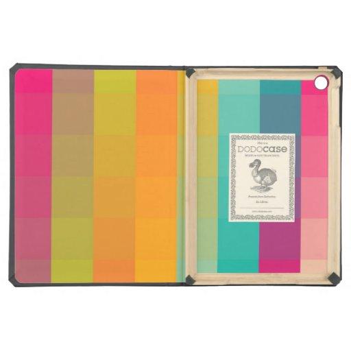 Abstract geometric pattern iPad air case
