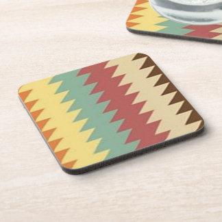 Abstract Geometric Pattern - Coaster
