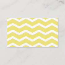 Abstract geometric pattern - gold and white. business card