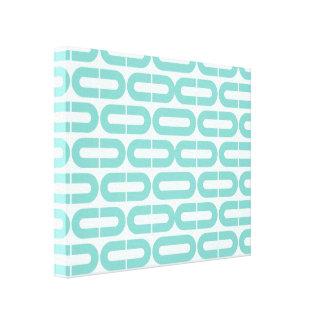 Abstract geometric  print. canvas print