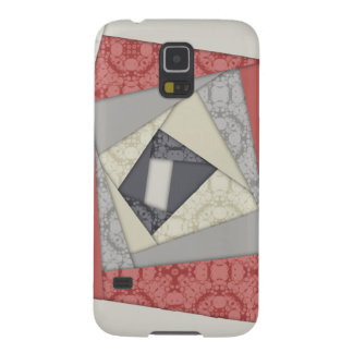 Abstract Geometric Rotation Cases For Galaxy S5
