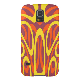 Abstract geometric shapes case for galaxy s5