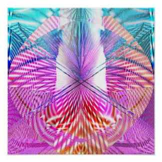 Abstract Geometry 1.2 Poster