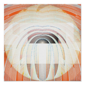 Abstract Geometry 3.3 Poster