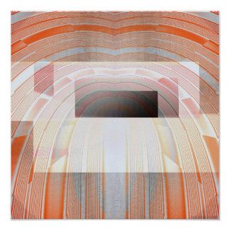 Abstract Geometry 3.3a Poster