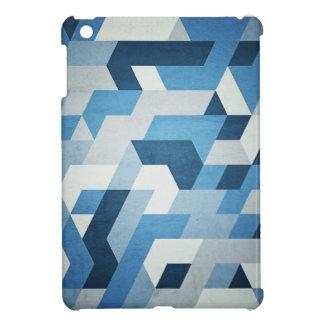Abstract Geometry iPad Mini Cover