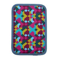 Abstract Geometry Sleeve For iPad Mini