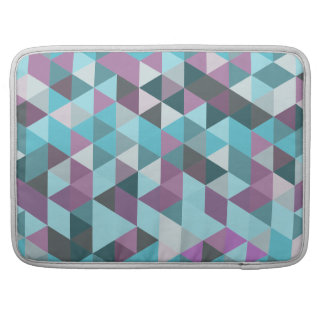 Abstract Geometry Sleeve For MacBook Pro