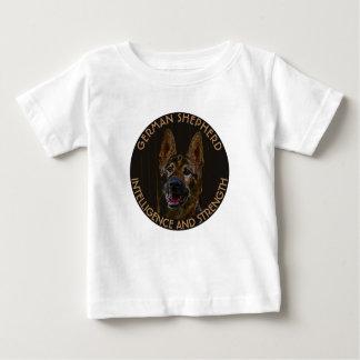 Abstract German Shepherd Dog Infant T-shirt