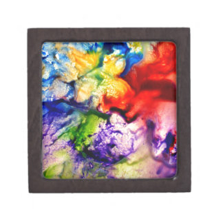 Abstract, Gift Box