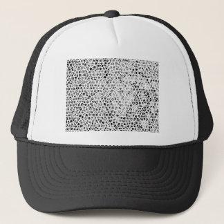 Abstract Giraffe Trucker Hat