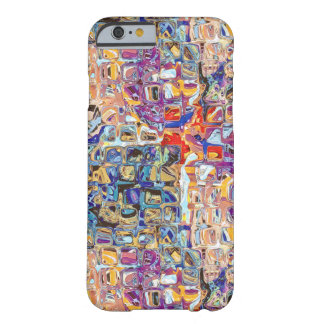 Abstract Glass Blocks Barely There iPhone 6 Case