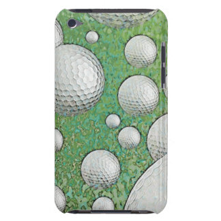 ABSTRACT GOLF BALLS iPod Case-Mate CASES