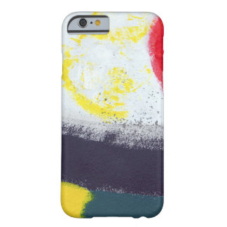 Abstract Graffiti Art from the East Side Gallery Barely There iPhone 6 Case
