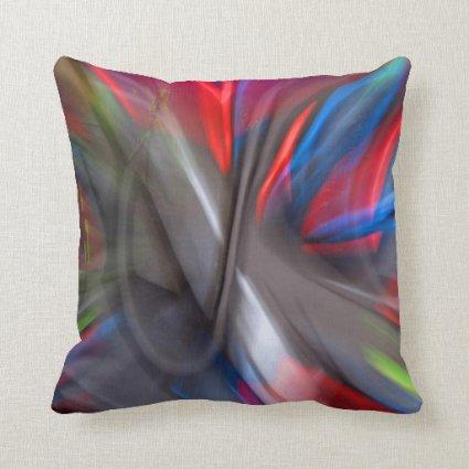 Abstract Graffiti Pillows