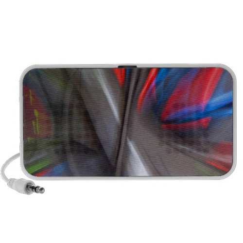 Abstract Graffiti Travelling Speakers