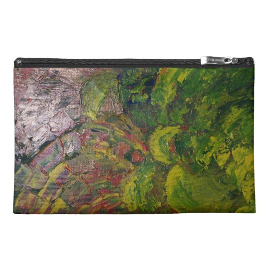 Abstract Grapes Travel Accessory Bag