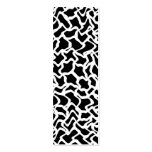 Abstract Graphic Pattern Black and White. Business Cards