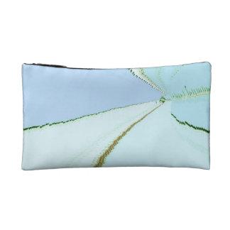 Abstract Graphics Handbag Makeup Bag