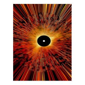 Abstract Graphics Postcard