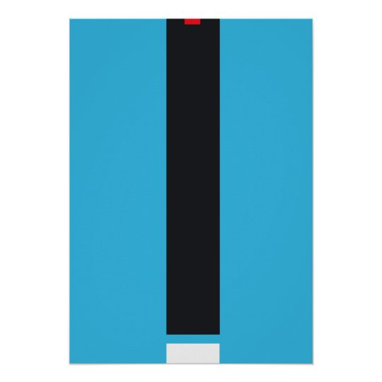 Abstract Graphics Poster
