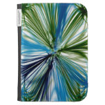 Abstract Grass Kindle 3 Keyboard Case Kindle Keyboard Case