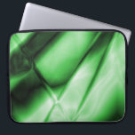 "Abstract Green 15 Inch Laptop Sleeve<br><div class=""desc"">Abstract Green Neoprene Laptop Sleeve - 15 Inch Cool laptop sleeve. Made with 100% neoprene,  lightweight and water resistant.</div>"