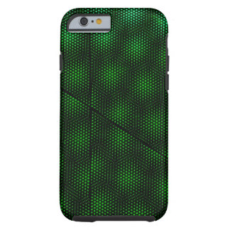 Abstract Green Background iPhone 6 Case