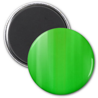 Abstract Green Motion Blur: 2 Inch Round Magnet