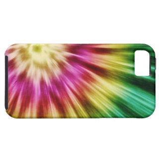 Abstract Green Tie Dye iPhone SE/5/5s Case