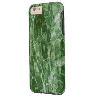 Abstract Green Water iPhone 6 Plus Tough Case