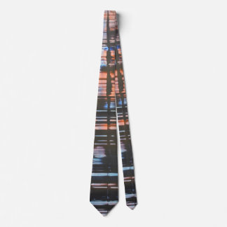 Abstract (Grid) Neck Tie
