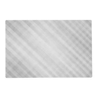 abstract grid pattern placemat