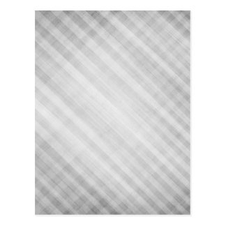 abstract grid pattern postcard