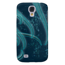 abstract groovy 3 casing samsung s4 case