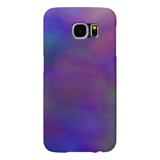 Abstract Groovy Clouds Samsung Galaxy S6 Cases