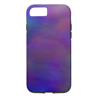 Abstract Groovy Clouds iPhone 7 Case