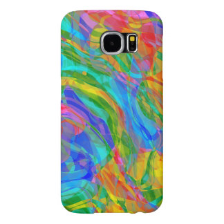Abstract Groovy Life Samsung Galaxy S6 Cases