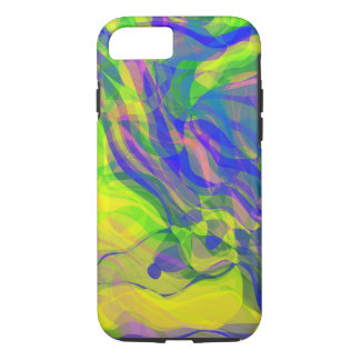 Abstract Groovy Life iPhone 7 Case