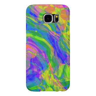 Abstract Groovy Life Samsung Galaxy S6 Case