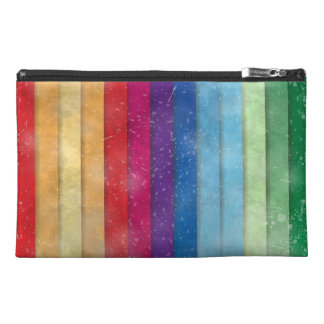 Abstract grunge background travel accessory bag