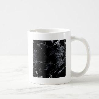 Abstract grunge background coffee mug