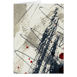 Abstract grunge background, ink texture. 2 card