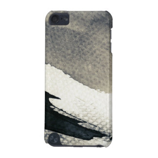 Abstract grunge background, ink texture. 4 iPod touch 5G cover