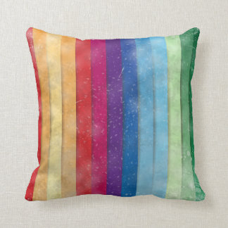 Abstract grunge background throw pillow