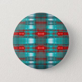 Abstract grunge blur pattern button