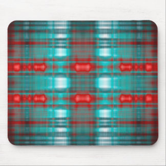 Abstract grunge blur pattern mouse pad
